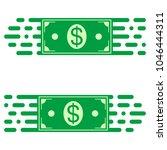 logo fast transfer of money  a...   Shutterstock .eps vector #1046444311