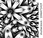 seamless floral background.... | Shutterstock .eps vector #1046471419
