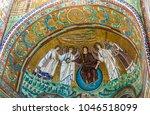 ravenna  italy   february 25 ... | Shutterstock . vector #1046518099