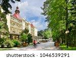 polanica zdroj  lower silesia... | Shutterstock . vector #1046539291