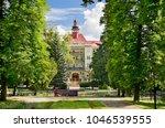 polanica zdroj  lower silesia... | Shutterstock . vector #1046539555