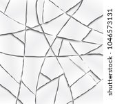 abstract cracked texture ... | Shutterstock .eps vector #1046573131