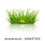 landscape background  bitmap... | Shutterstock . vector #104657351