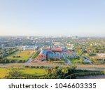 Aerial View Fourth Ward...