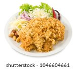 thai cuisine and food  top view ...   Shutterstock . vector #1046604661