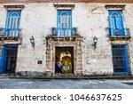havana  cuba   december 12 ... | Shutterstock . vector #1046637625