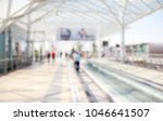 people visit a trade show.... | Shutterstock . vector #1046641507
