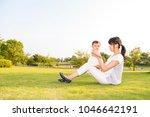 family lifestyle scene of...   Shutterstock . vector #1046642191