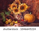 Watercolor Still Life With...