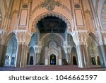 january 4  2009. arabic arches... | Shutterstock . vector #1046662597