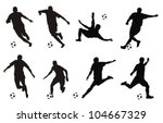 vector illustration of soccer...