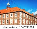 generic city architecture ... | Shutterstock . vector #1046741224