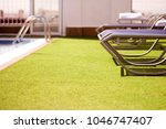 part of pool in a hotel with...   Shutterstock . vector #1046747407