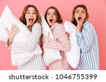image of female teenagegers 20s ... | Shutterstock . vector #1046755399