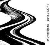 abstract grunge grid stripe... | Shutterstock .eps vector #1046842747