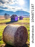 landscape murnauer moos  ... | Shutterstock . vector #1046871187