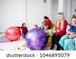 mothers and children   Shutterstock . vector #1046895079