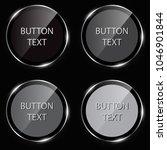 modern glossy gray scalel icons ... | Shutterstock .eps vector #1046901844