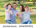 digital composite of family...   Shutterstock . vector #1046904901