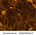 oil painting on canvas handmade.... | Shutterstock . vector #1046906617