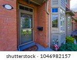 custom built luxury house in... | Shutterstock . vector #1046982157