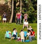 richmond hill  ontario   june 5 ... | Shutterstock . vector #104702015