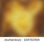 Luxury Golden Mosaic