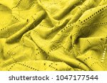 texture  pattern. cloth is... | Shutterstock . vector #1047177544