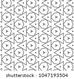 abstract background texture in... | Shutterstock .eps vector #1047193504