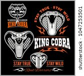 Biker Patches   King Cobra  ...