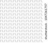 grey on white lined zig zag... | Shutterstock . vector #1047261757
