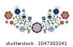 traditional  modern polish  ... | Shutterstock .eps vector #1047303241