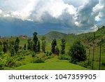 Small photo of A beautiful landscape nature click of 'Mallam Jabba' , Swat.