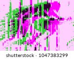source code with fatal... | Shutterstock .eps vector #1047383299