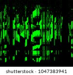 source code with fatal... | Shutterstock .eps vector #1047383941