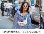 milan  italy   september 24 ... | Shutterstock . vector #1047398074