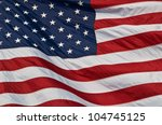 United States Of America Flag....
