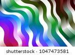 dark multicolor  rainbow vector ... | Shutterstock .eps vector #1047473581