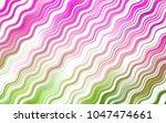 light pink  green vector... | Shutterstock .eps vector #1047474661