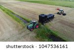 Aerial Photo Tractor Pulling...
