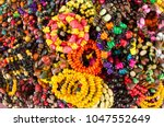 mexican handcrafts  san... | Shutterstock . vector #1047552649