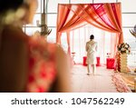 pakistani and indian groom... | Shutterstock . vector #1047562249