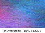 dark blue  red vector pattern... | Shutterstock .eps vector #1047612379