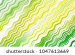 light green  yellow vector... | Shutterstock .eps vector #1047613669