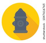 fire hydrant is used for... | Shutterstock .eps vector #1047616765