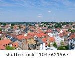 altenburg   germany  view over... | Shutterstock . vector #1047621967