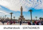 izmir  turkey   march 10  2018  ... | Shutterstock . vector #1047634825