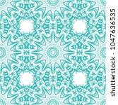 seamless vector background.... | Shutterstock .eps vector #1047636535