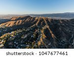 los angeles  california  usa  ... | Shutterstock . vector #1047677461