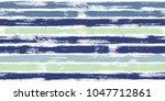 creative watercolor brush... | Shutterstock .eps vector #1047712861